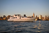 97 ft. Guy Couach Mega Yacht Boat Rental New York Image 14
