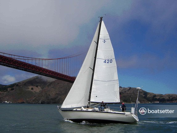 Rent a Islander cruiser racer in Alameda, CA near me