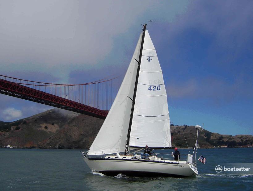 Rent a Islander cruiser racer in Alameda, CA near me