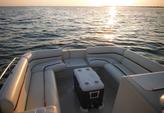 24 ft. Harris FloteBote-Flote Dek Legend Deck Boat Boat Rental The Keys Image 2