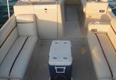 24 ft. Harris FloteBote-Flote Dek Legend Deck Boat Boat Rental The Keys Image 4