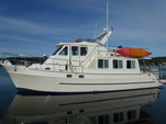 43 ft. North Pacific Yachts North Pacific 43 Pilothouse Trawler Boat Rental Seattle-Puget Sound Image 2