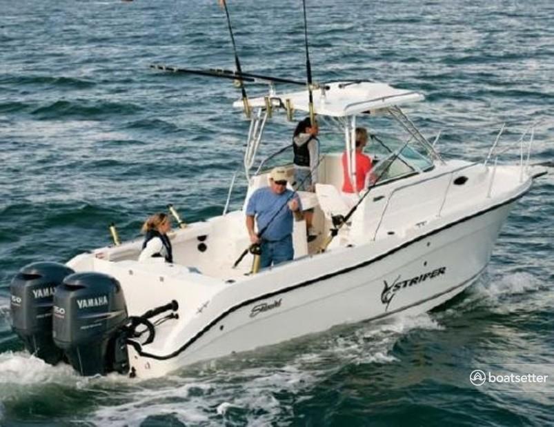 Rent a Seaswirl Boats walkaround in Essex, MD near me