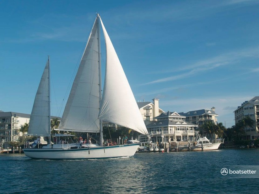 Rent a Irwin Yachts ketch in Key West, FL near me