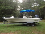 22 ft. Carolina Skiff / Bay Runner 220 Center Console Boat Rental Atlanta Image 1