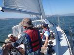 50 ft. Santa Cruz 50 Cruiser Racer Boat Rental San Francisco Image 2