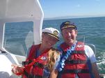 50 ft. Santa Cruz 50 Cruiser Racer Boat Rental San Francisco Image 4