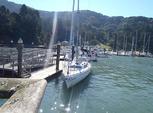 50 ft. Santa Cruz 50 Cruiser Racer Boat Rental San Francisco Image 7