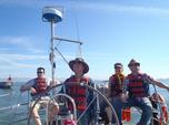 50 ft. Santa Cruz 50 Cruiser Racer Boat Rental San Francisco Image 8