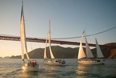 50 ft. Santa Cruz 50 Cruiser Racer Boat Rental San Francisco Image 9
