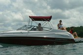 22 ft. Ebbtide Boats 2200 BRL Bow Rider Boat Rental Atlanta Image 2