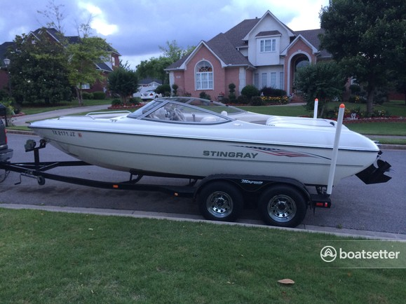 Rent a Stingray Boats ski and wakeboard in Madison, AL near me