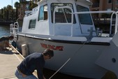 32 ft. Monark Aluminum Fishing Boat Rental East FL Panhandle  Image 7