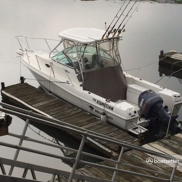 Rent a Wellcraft angler in Bay Shore, NY near me