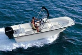 17 ft. Boston Whaler 170 Montauk w/90HP 4-S w/Trlr Center Console Boat Rental Rest of Northeast Image 1