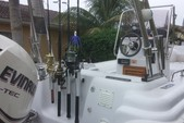 17 ft. Nouva Jolly Rigid Inflatable Boat Rental Miami Image 13