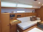 37 ft. Jeanneau 379 Motorsailer Boat Rental Miami Image 4