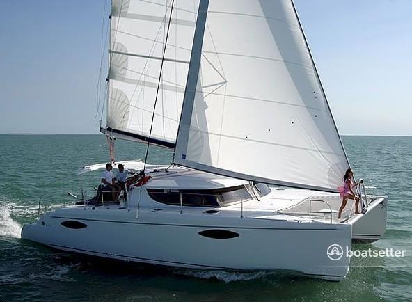 Rent a Fountaine Catamans  catamaran in Deale, MD near me