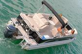 25 ft. Avalon Catalina DRL 258 Pontoon Boat Rental Miami Image 2