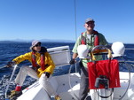 42 ft. Catalina 42 Fin Keel Sloop Boat Rental Seattle-Puget Sound Image 13