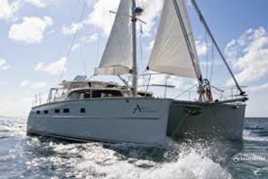 Rent a PDQ Yachts Inc catamaran in Alameda, CA near me
