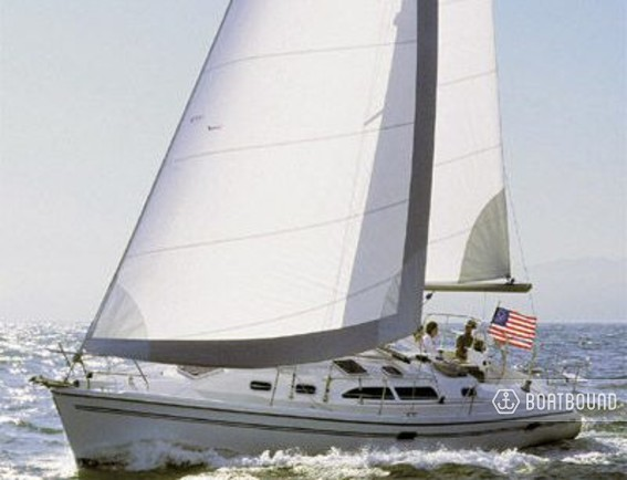 Rent a Catalina daysailer & weekender in San Francisco, CA near me