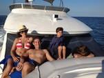 46 ft. Meridian Yachts 411 SEDAN Flybridge Boat Rental Miami Image 4