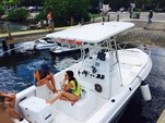 22 ft. Pro Line Boat Co 22 WALKAROUND Center Console Boat Rental Miami Image 10