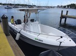 22 ft. Pro Line Boat Co 22 WALKAROUND Center Console Boat Rental Miami Image 2