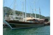 128 ft. custom made Gulet Motorsailer Boat Rental Ölüdeniz Image 2