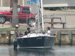 26 ft. Colgate 26 Cruiser Racer Boat Rental N Texas Gulf Coast Image 4