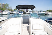 26 ft. Sea Ray Boats 240 Sundeck Ski And Wakeboard Boat Rental Chicago Image 3