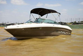 21 ft. Sea Ray 205 Select Ski And Wakeboard Boat Rental Dallas-Fort Worth Image 1