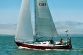 35 ft. J Boats Inc J/35/CU Cruiser Racer Boat Rental San Francisco Image 8