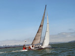 35 ft. J Boats Inc J/35/CU Cruiser Racer Boat Rental San Francisco Image 1