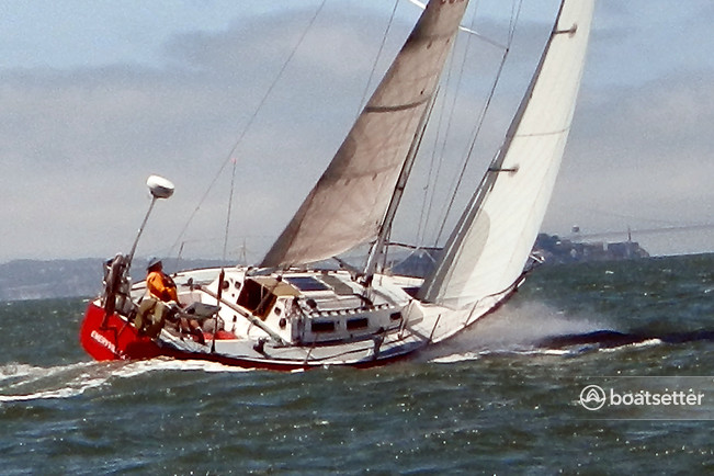 Rent a J Boats Inc cruiser racer in Emeryville, CA near me