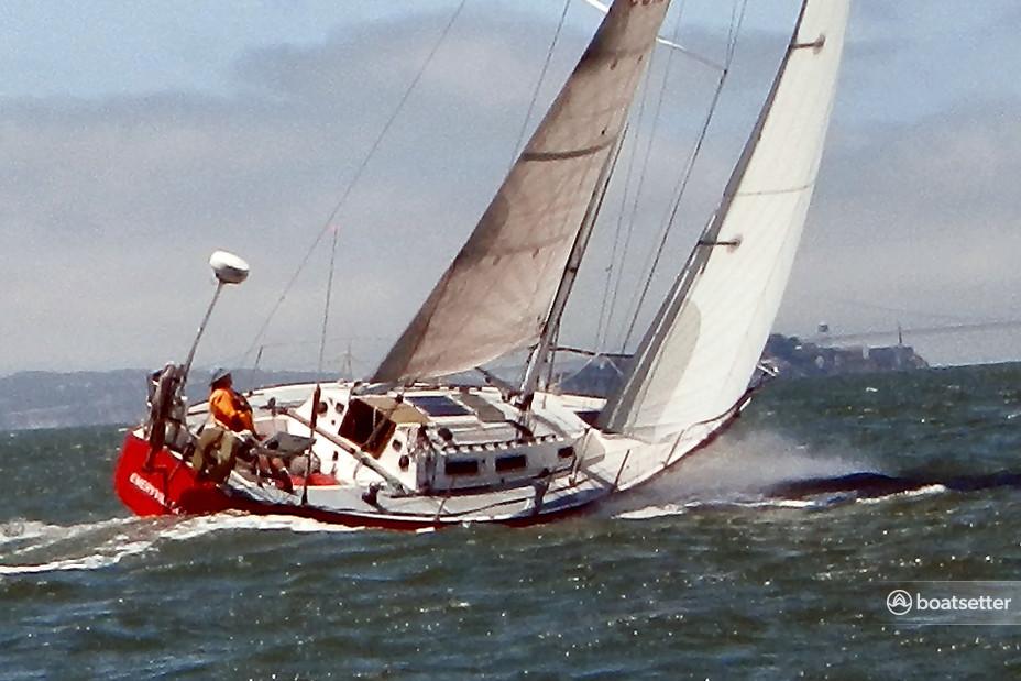 Rent a J Boats Inc cruiser racer in Emeryville, CA near me