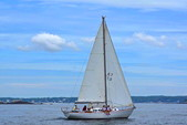 36 ft. Cal 36 Cruiser Racer Boat Rental Boston Image 1