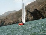 35 ft. J Boats Inc J/35/CU Cruiser Racer Boat Rental San Francisco Image 26