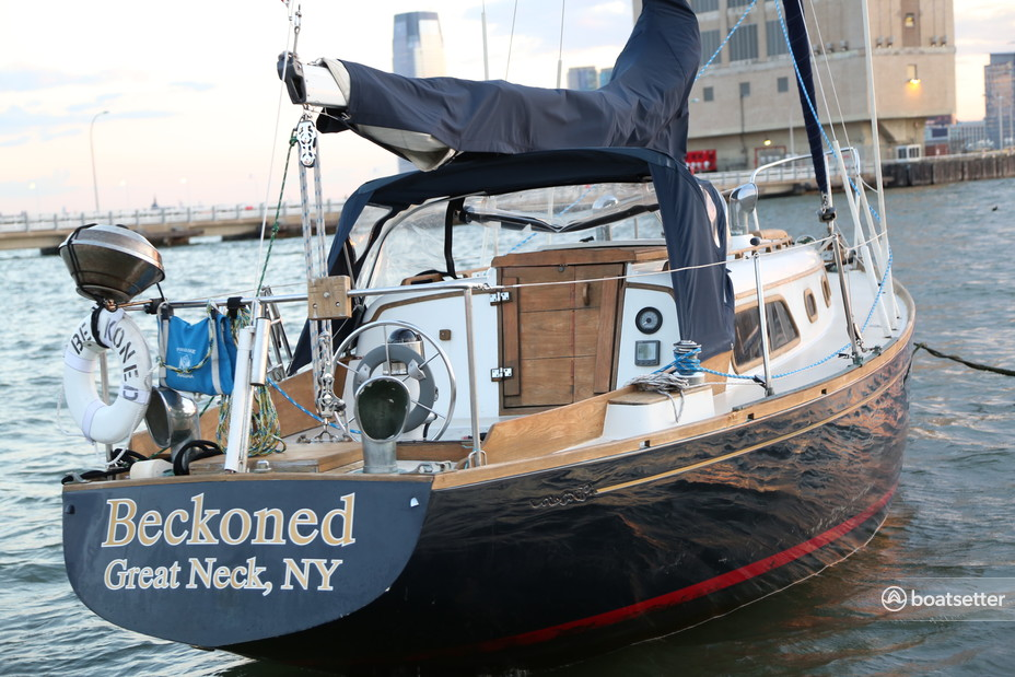 Rent a  sloop in New York, NY near me