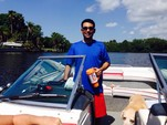 21 ft. Sea Ray Boats 220 Bow Rider Bow Rider Boat Rental Tampa Image 8
