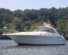 50 ft. Sea Ray Boats 450 Sundancer Cruiser Boat Rental Washington DC Image 6