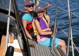 44 ft. Mason 44 Cutter Boat Rental Seattle-Puget Sound Image 16