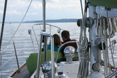 44 ft. Mason 44 Cutter Boat Rental Seattle-Puget Sound Image 18