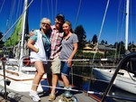 44 ft. Mason 44 Cutter Boat Rental Seattle-Puget Sound Image 23