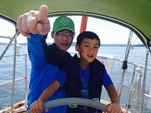 44 ft. Mason 44 Cutter Boat Rental Seattle-Puget Sound Image 36