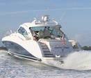 60 ft. Sea Ray Boats 60 Sundancer Motor Yacht Boat Rental Miami Image 29