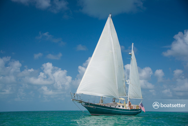 Rent a Island Trader by Marine Trading ketch in Key West, FL near me