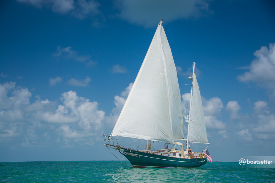 Rent a Island Trader by Marine Trading ketch in Key West, FL near me