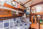 46 ft. Island Trader by Marine Trading Island Trader Ketch [46'] Ketch Boat Rental The Keys Image 3